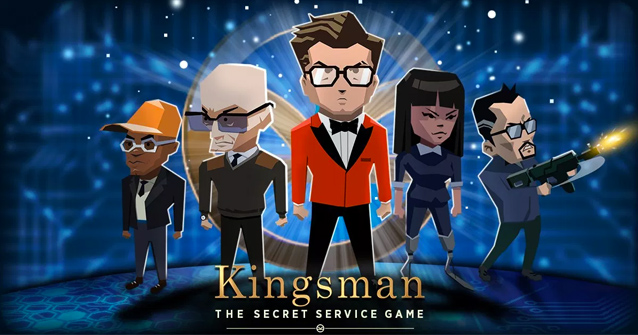 Kingsman - The Secret Service Game è arrivato su iPhone e Android!