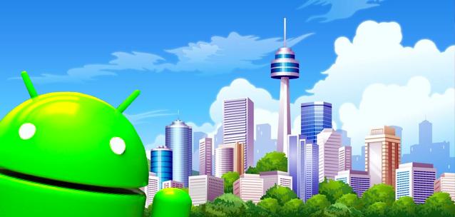I migliori CITY BUILDING per smartphone Android