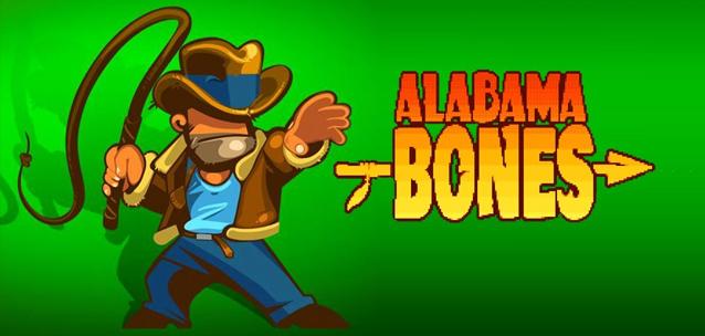 Alabama Bones - un avventuroso platform per iPhone e Android!
