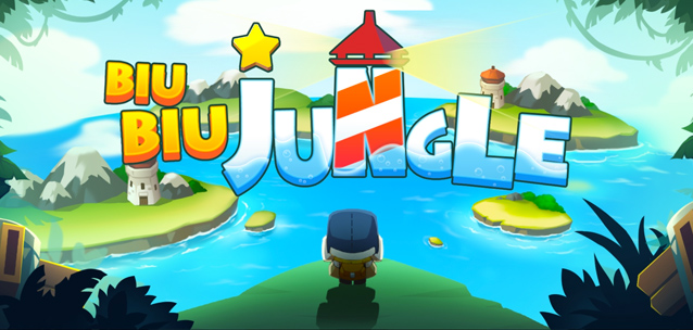 BiuBiu Jungle Puzzle - un intenso rompicapo per iPhone
