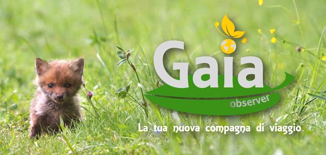 Gaia Observer - l'app per conoscere, vivere e difendere la natura