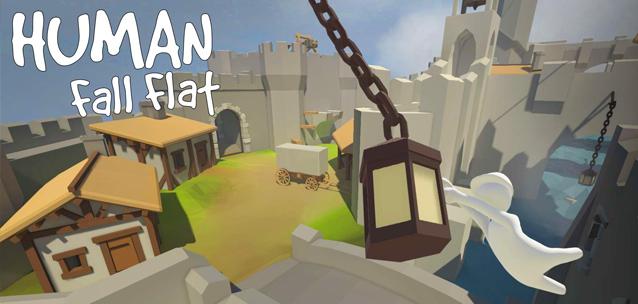 Human: Fall Flat - l'assurdo puzzle game è arrivato su smartphone!