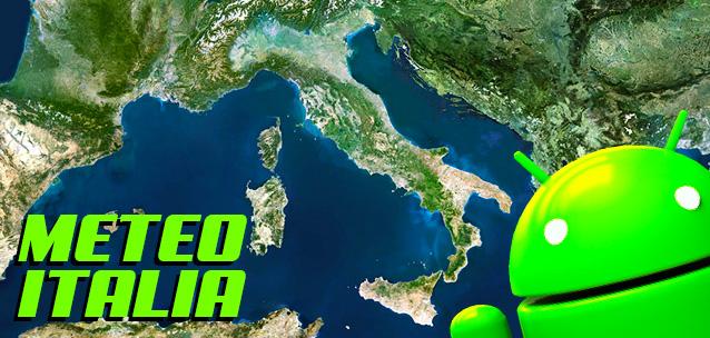 METEO ITALIANO - le migliori applicazioni per Android
