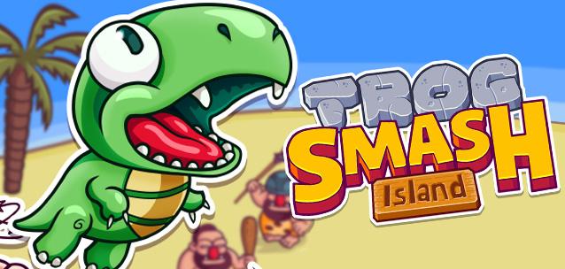 Trog Smash Island - un piccolo casual game da provare!