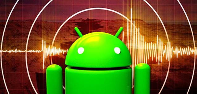Le migliori app Android per monitorare i TERREMOTI