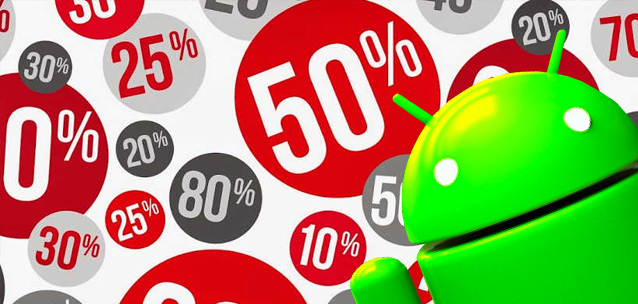 Android - giochi, app e icon pack in offerta (21/09/2019)