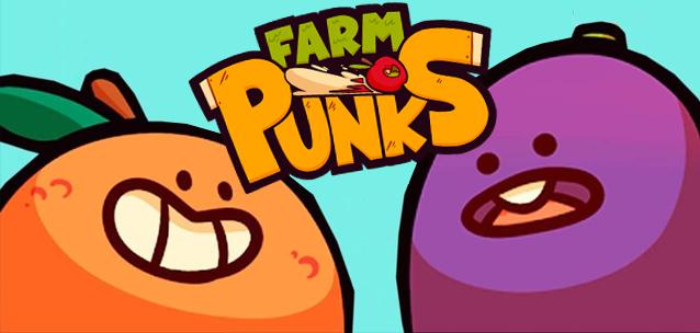 Farm Punks - la frutta rotolante è arrivata su iPhone e Android!