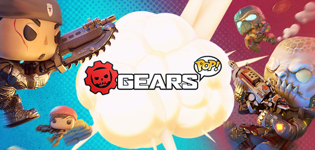 Gears POP! è arrivato su iPhone e Android!
