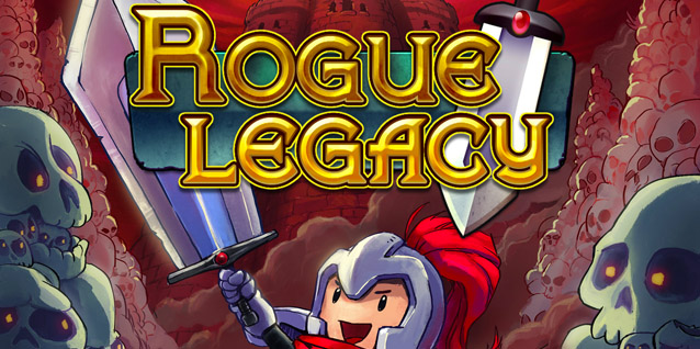 Rogue Legacy - il Roguelike definitivo è arrivato su iPhone!