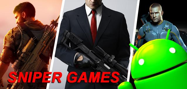 I migliori SNIPER GAMES da provare su Android!