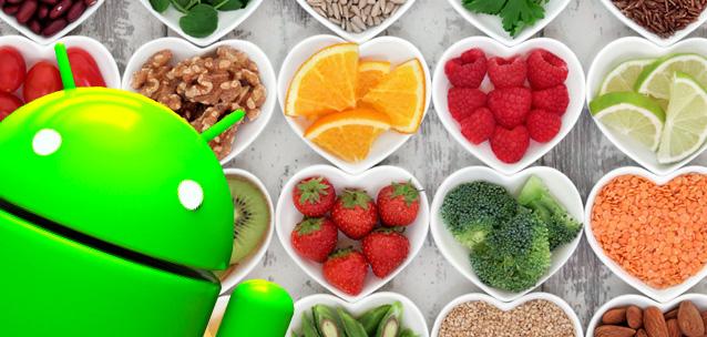 VALORI NUTRIZIONALI - le migliori app per Android