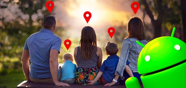 Localizzatore per famiglia