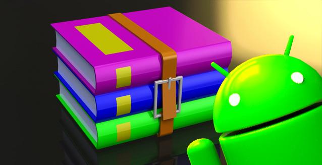 Le migliori app Android per gestire i file compressi
