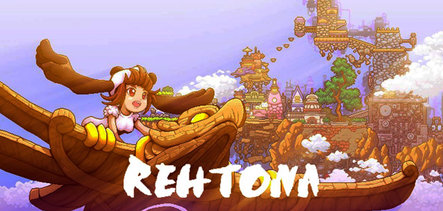 Rehtona per iPhone - un appassionante puzzle in pixel art!