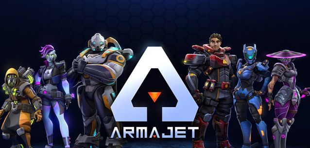 Armajet - furiosi deathmatch 4v4 vi aspettano su iPhone e Android!