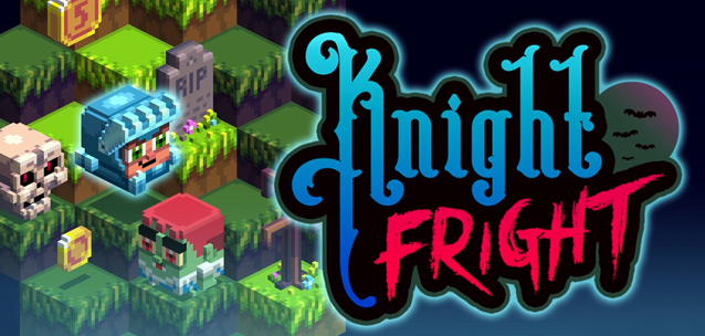 Knight Fright - Qbert incontra Ghosts 'n Goblins!!