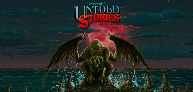 Lovecraft's Untold Stories - l'universo di Cthulhu in pixel art!