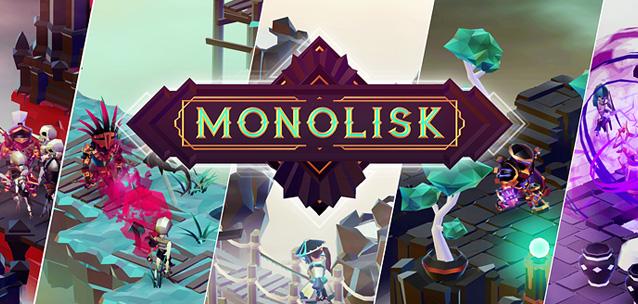 MONOLISK - un dungeon crawler unico nel suo genere!
