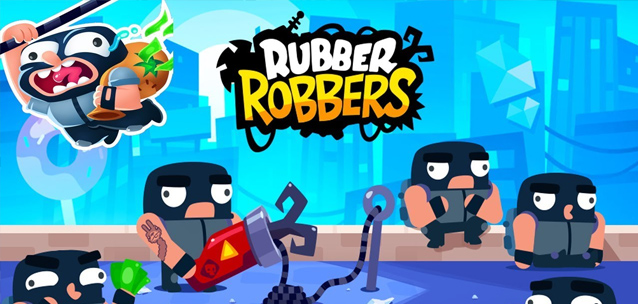 Rubber Robbers