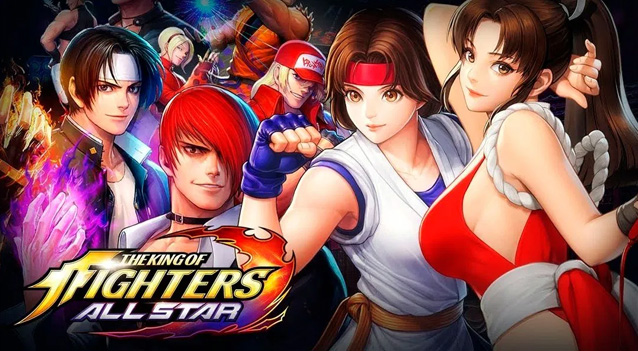The King of Fighters ALLSTAR disponibile per Android!