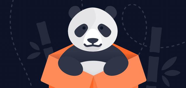 Panda Tracking