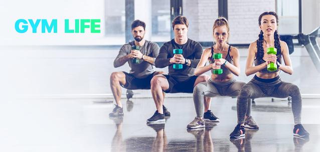 Gym Life - l'app per creare la scheda palestra (e non solo)