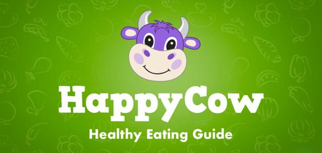 HappyCow - l'app per trovare ristoranti vegani e vegetariani