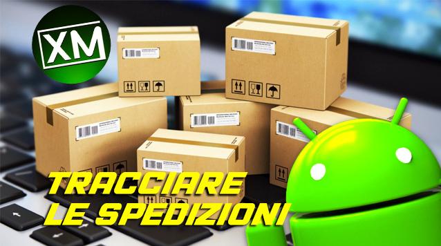 Le migliori app Android per tracciare le spedizioni