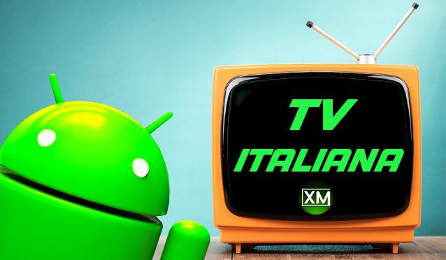 Le migliori app Android per guardare la TV italiana
