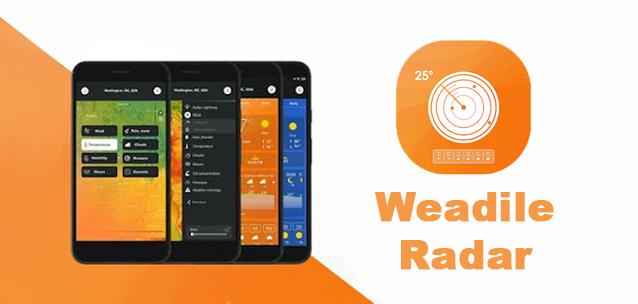 Weadile Radar