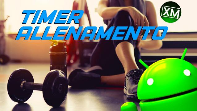 Timer di allenamento - le migliori app per Android
