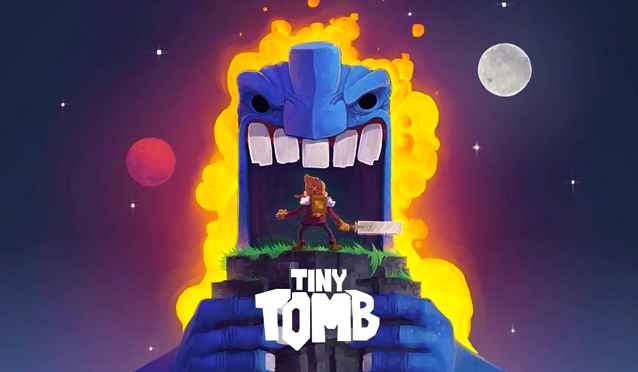 Tiny Tomb - Uno splendido dungeon explorer indie!!