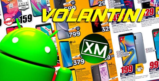VOLANTINI - ecco le migliori app da provare su Android