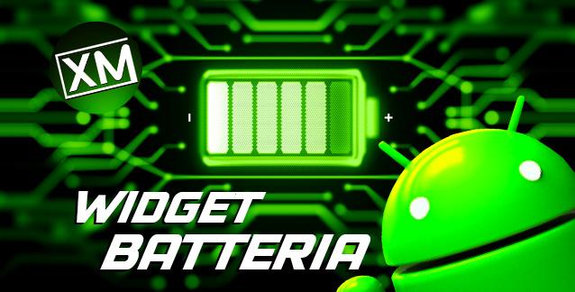 I migliori BATTERY WIDGET da provare su Android