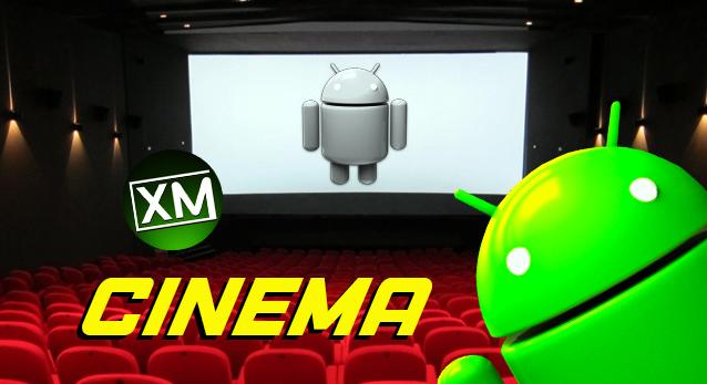Le migliori app Android per gli amanti del CINEMA