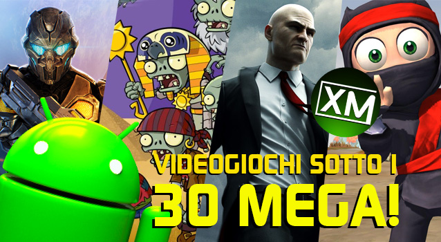 I migliori giochi Android sotto i 30 MEGA!