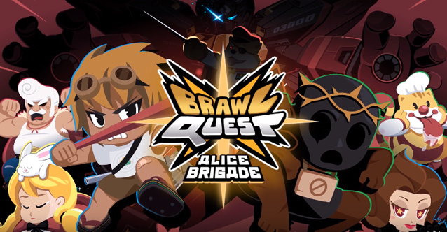 Brawl Quest: Alice Brigade