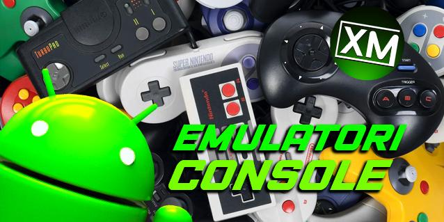 EMULATORI CONSOLE - le migliori app per Android