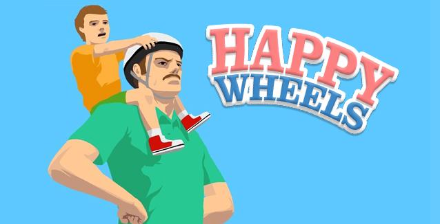 L'assurdo Happy Wheels è arrivato anche su Android!