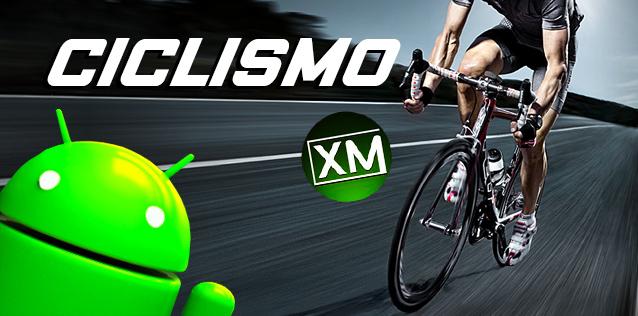 Le migliori applicazioni Android per il CICLISMO