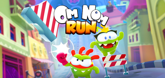 Om Nom: Run - è arrivato l'endelss runner di Cut the Rope