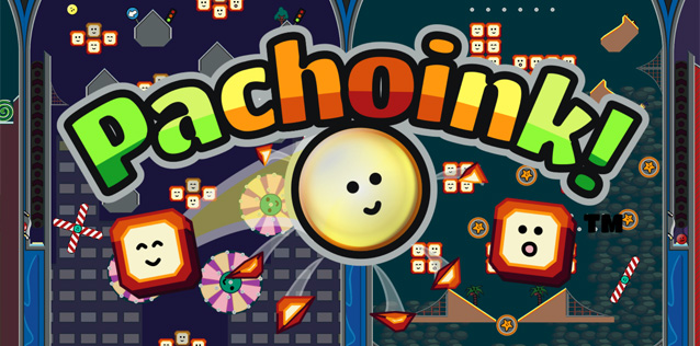 Pachoink! - l'evoluzione del Pachinko in salsa arcade!