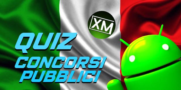 QUIZ CONCORSI PUBBLICI - le migliori app Android