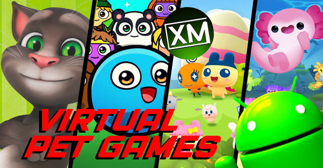 VIRTUAL PET GAMES