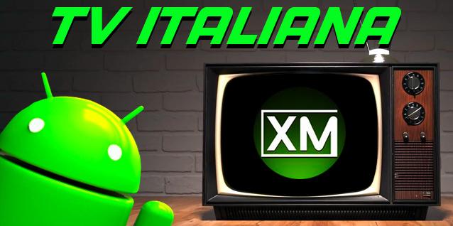Le migliori app per guardare la TV ITALIANA su Android