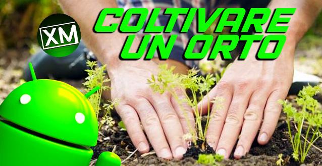 Le migliori app Android per coltivare  un ORTO