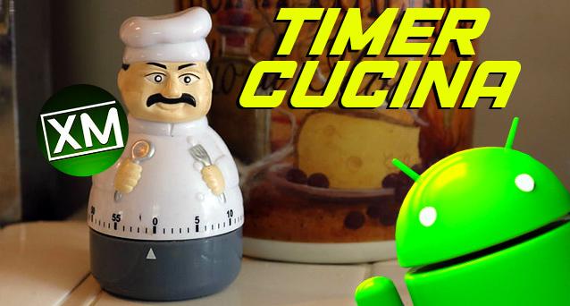 TIMER da CUCINA - le migliori app per Android