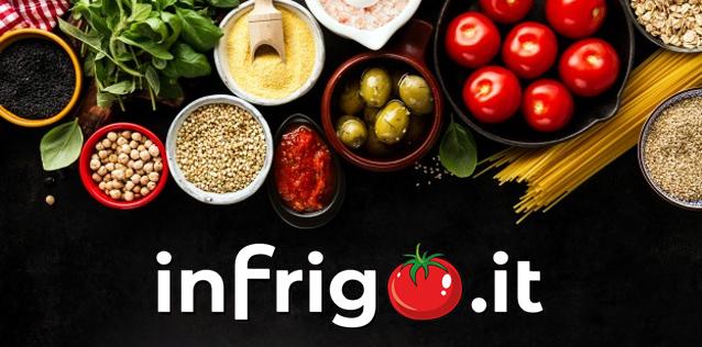 inFrigo.it - l'app che cerca le ricette partendo dagli ingredienti