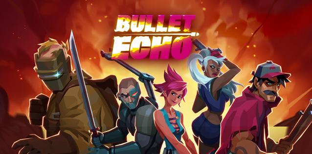 Bullet Echo - un PvP stealth davvero originale!
