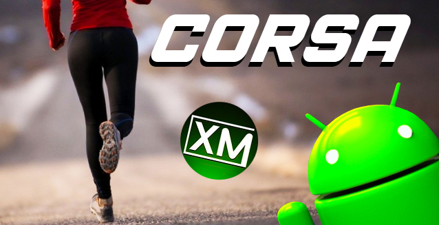 Le migliori applicazioni Android per la CORSA
